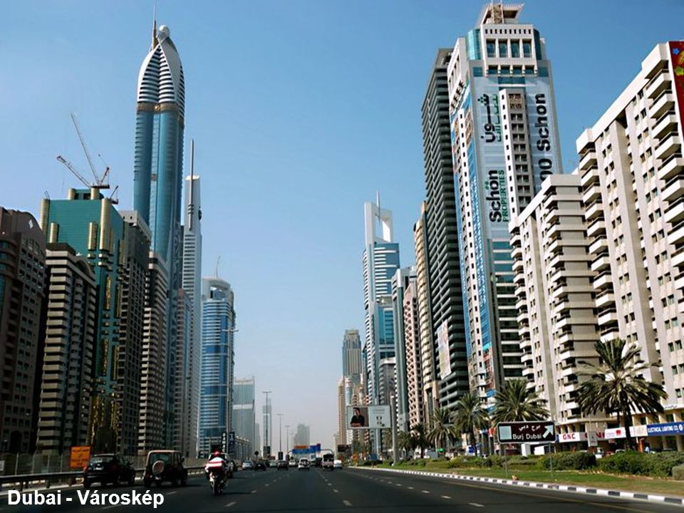 Dubai - Városkép