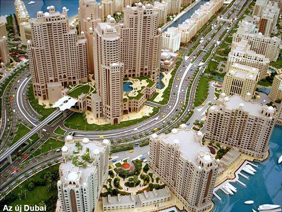 Az új Dubai