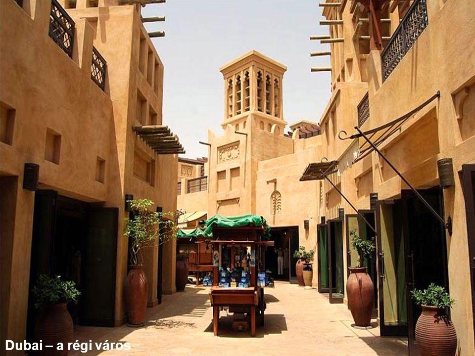 Dubai – a régi város