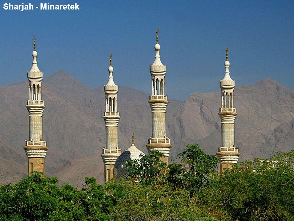 Sharjah - Minaretek