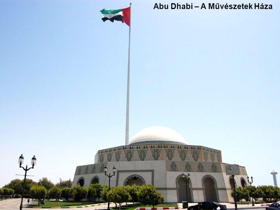 Abu Dhabi – A Művészetek Háza