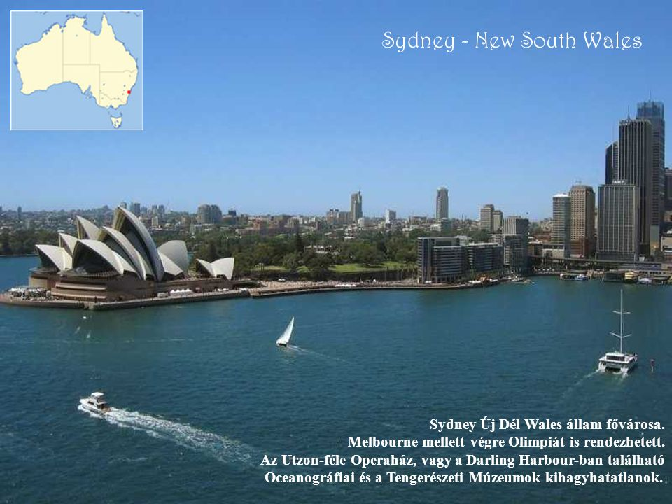 Sydney - New South Wales