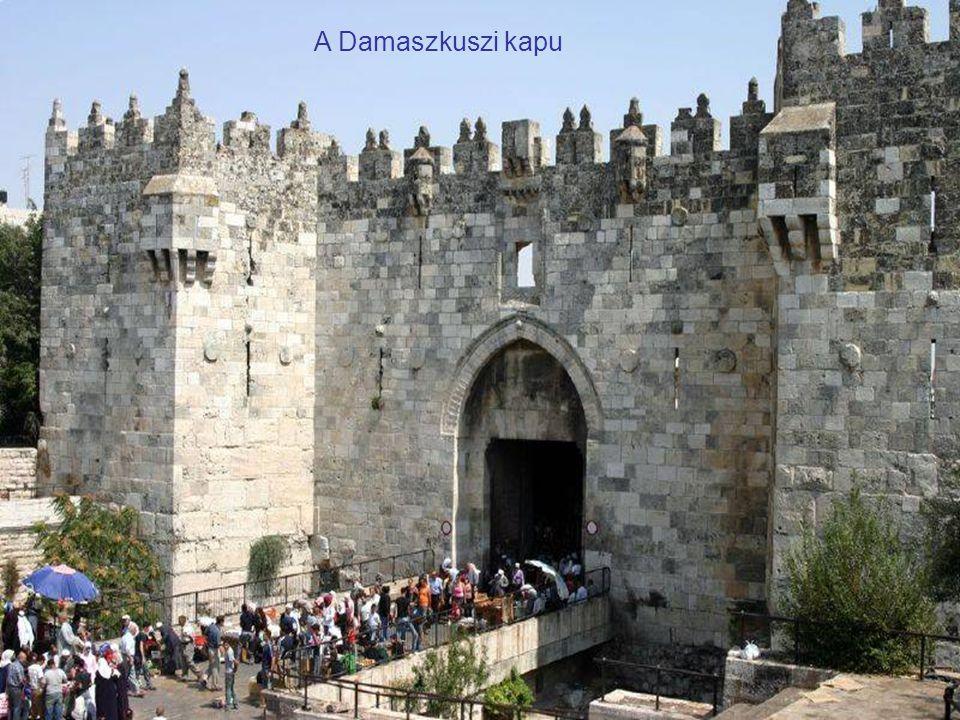 A Damaszkuszi kapu