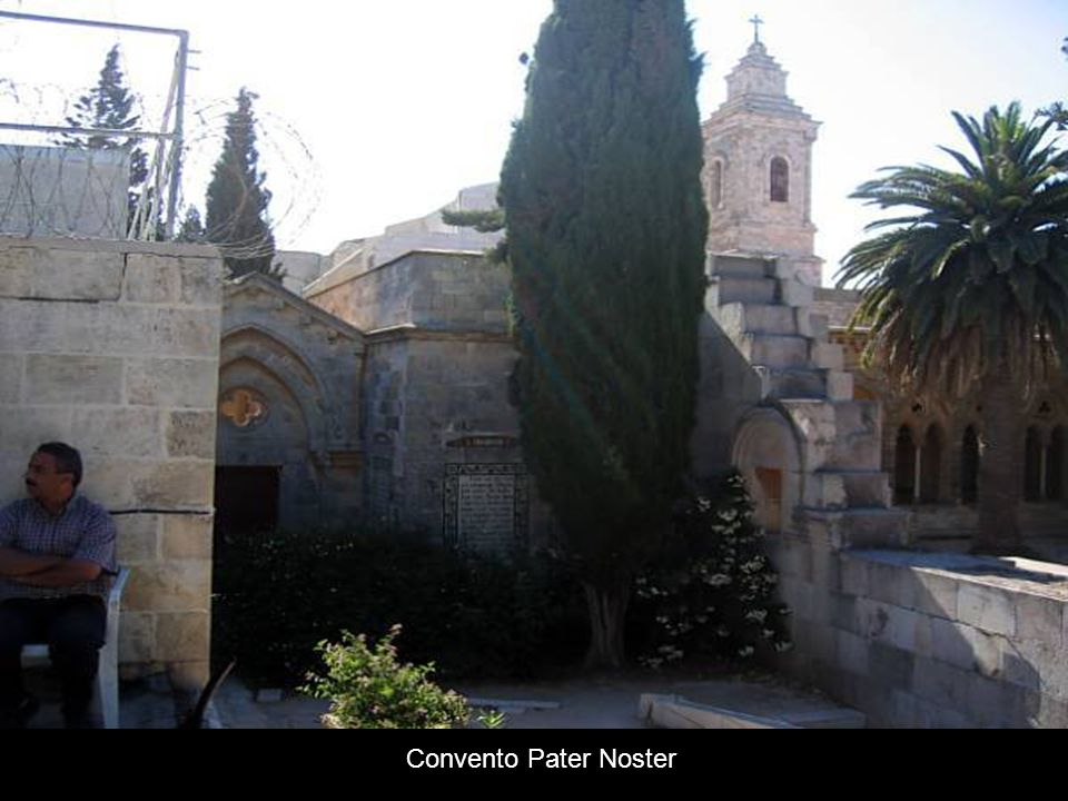 Convento Pater Noster