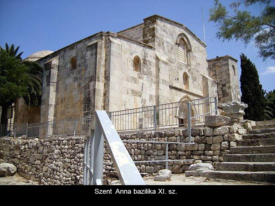 Szent Anna bazilika XI. sz.