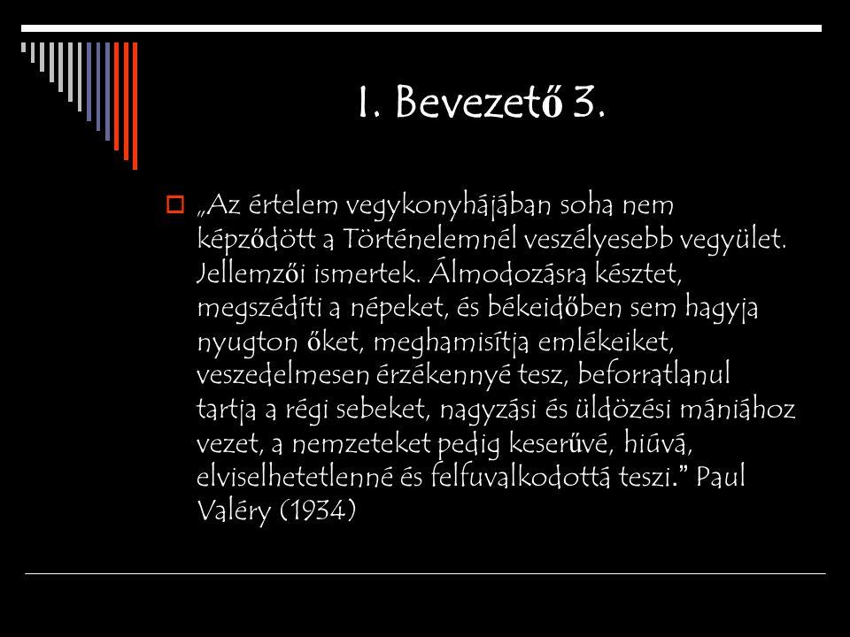 I. Bevezető 3.