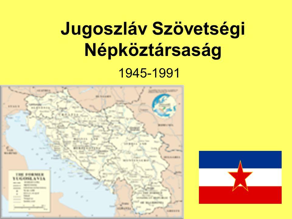 Jugoszláv Szövetségi Népköztársaság