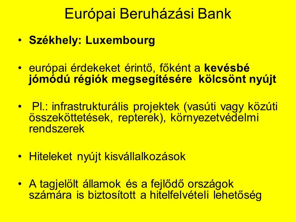 Európai Beruházási Bank
