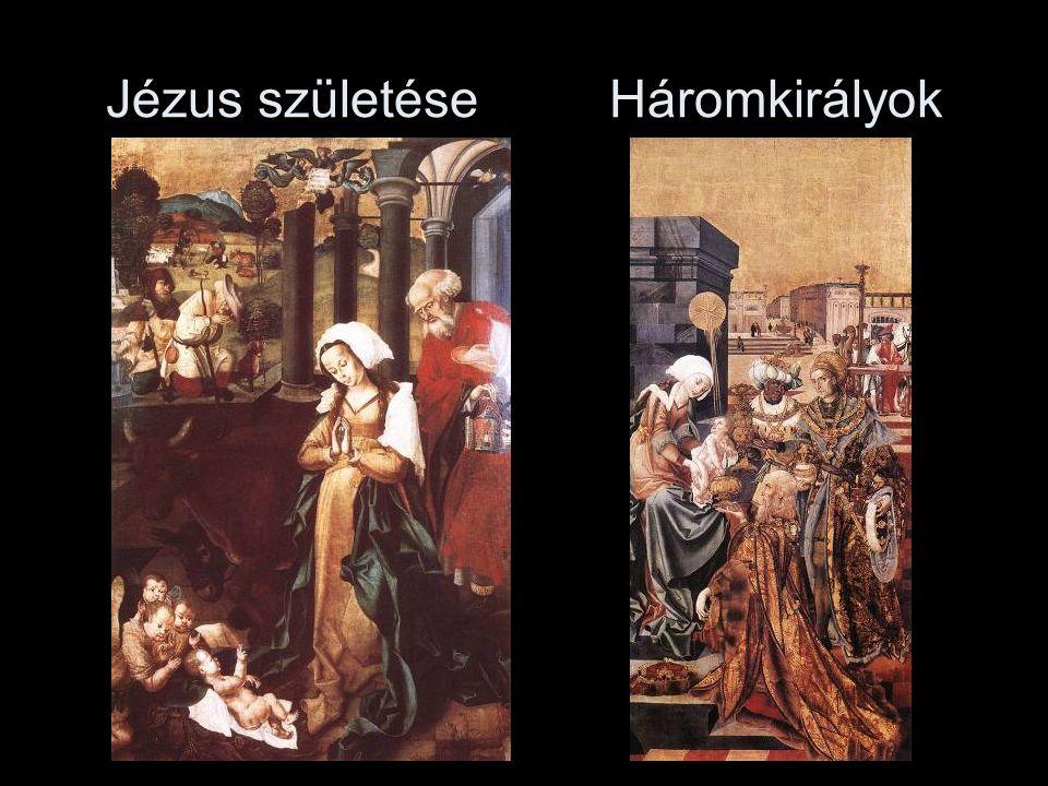 Jézus születése Háromkirályok