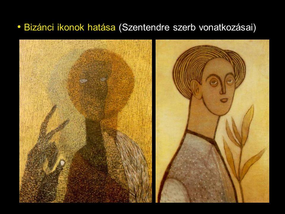 Bizánci ikonok hatása (Szentendre szerb vonatkozásai)