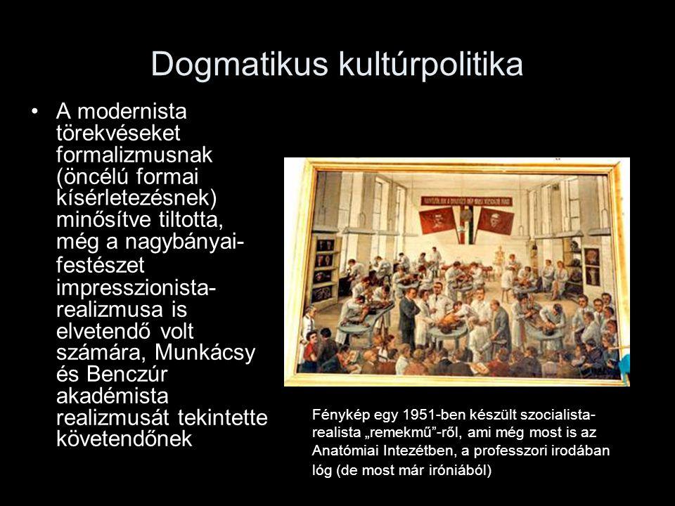 Dogmatikus kultúrpolitika