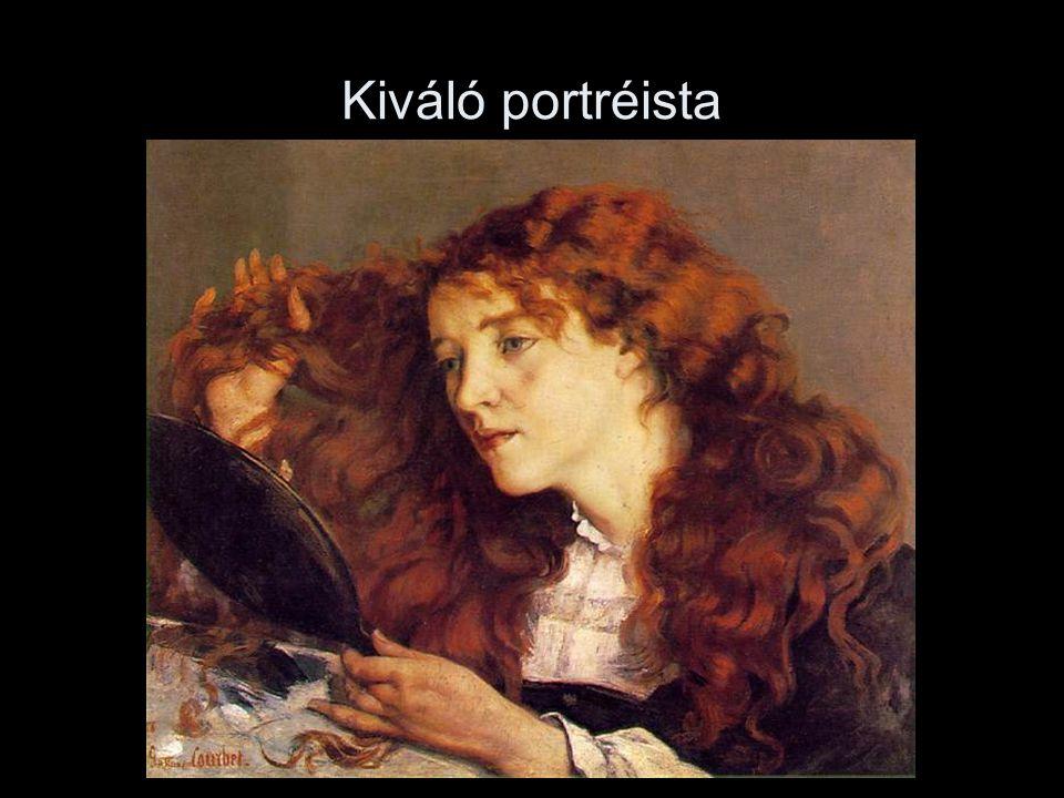 Kiváló portréista