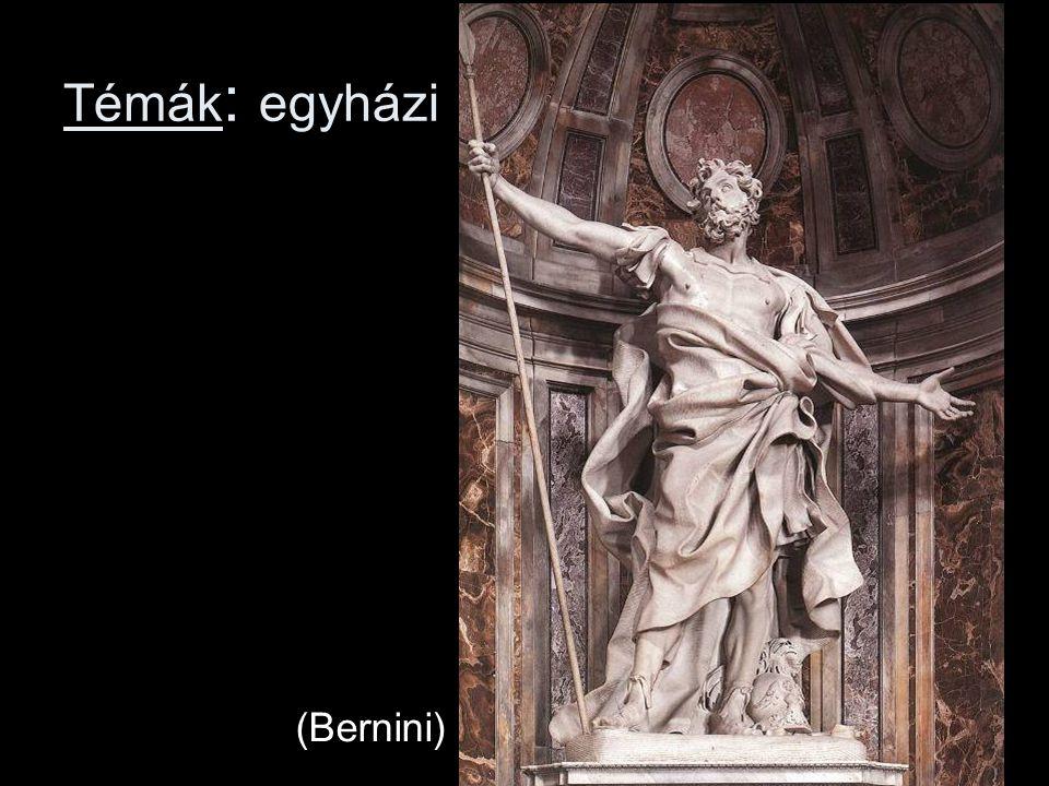 Témák: egyházi (Bernini)
