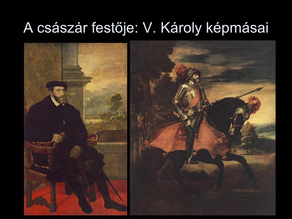 A császár festője: V. Károly képmásai