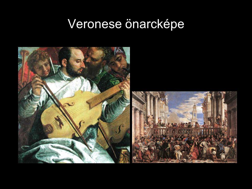 Veronese önarcképe