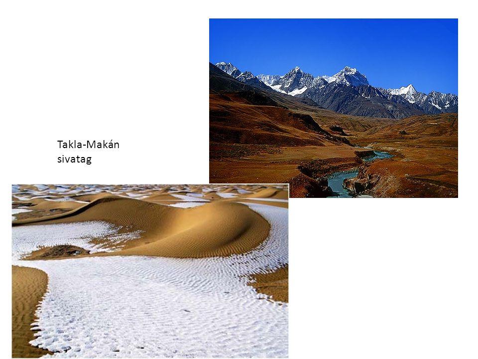 Takla-Makán sivatag