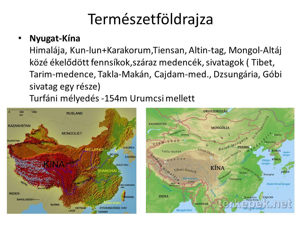 Természetföldrajza