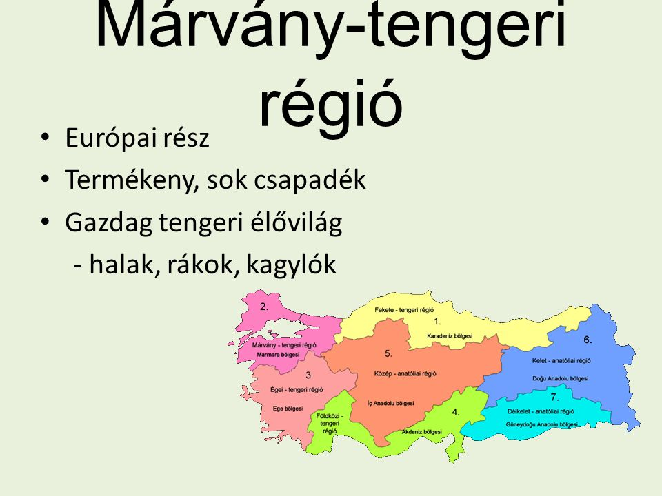 Márvány-tengeri régió