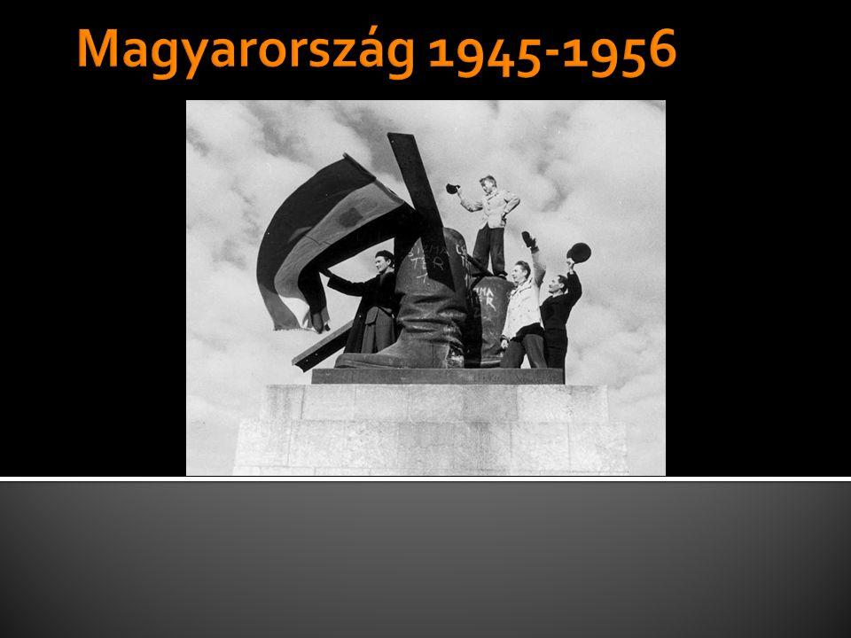 Magyarország 1945-1956