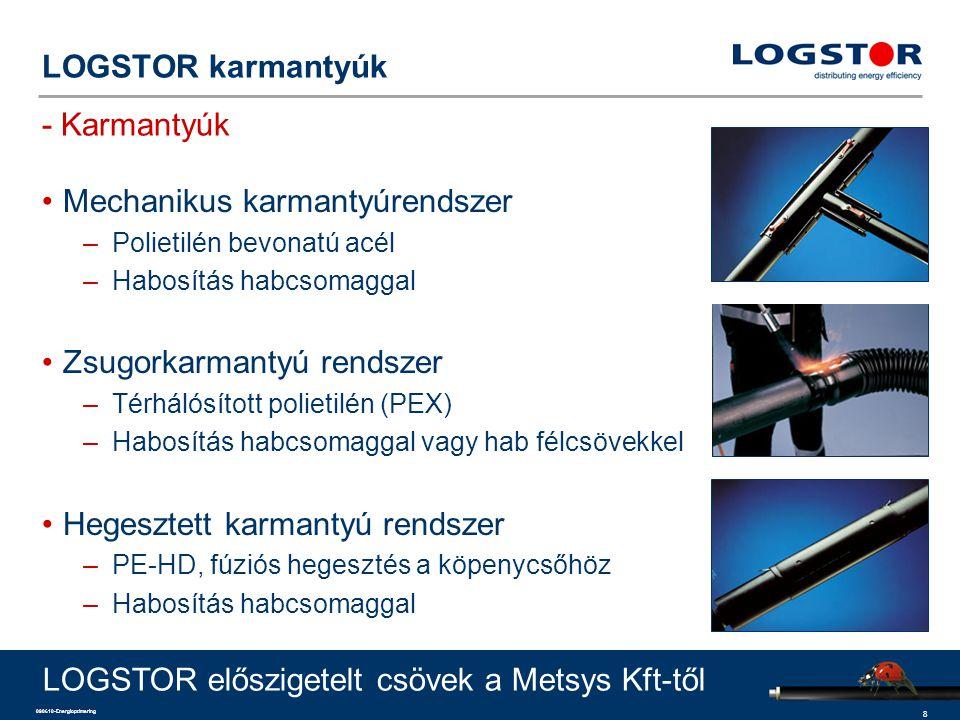 LOGSTOR karmantyúk - Karmantyúk