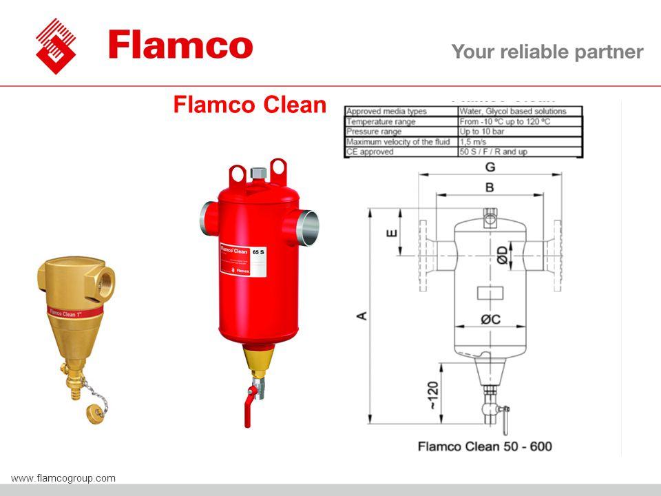 Flamco Clean