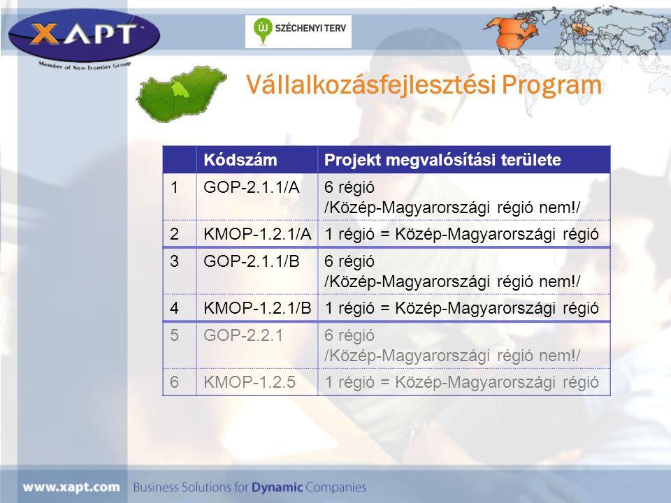 Vállalkozásfejlesztési Program