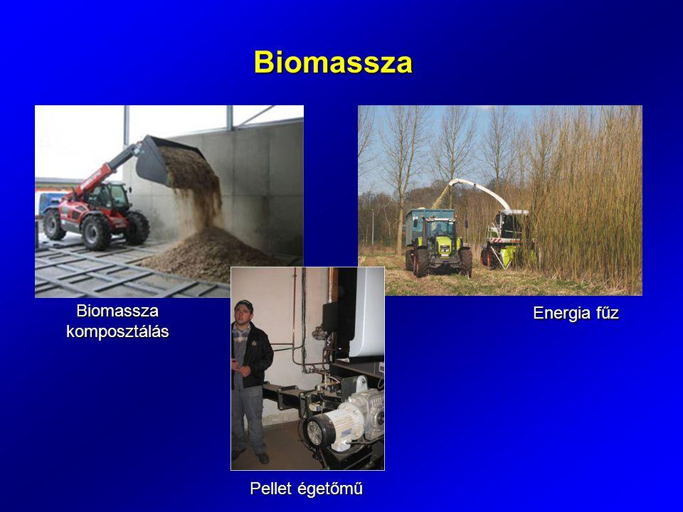 Biomassza komposztálás