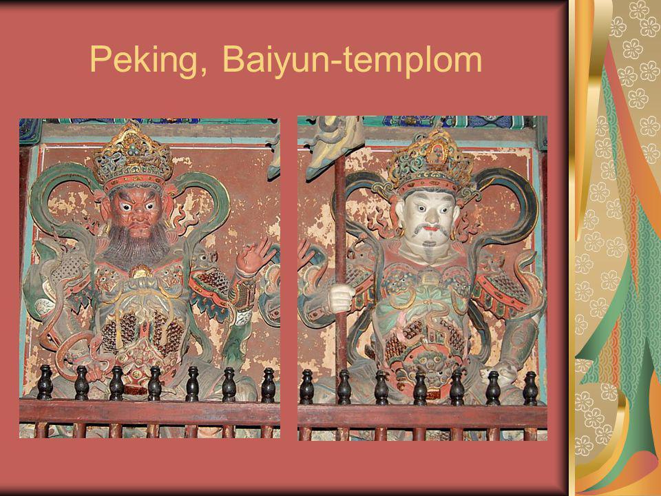 Peking, Baiyun-templom
