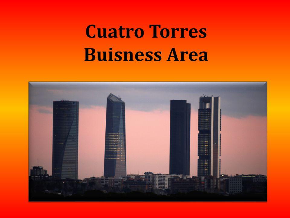 Cuatro Torres Buisness Area