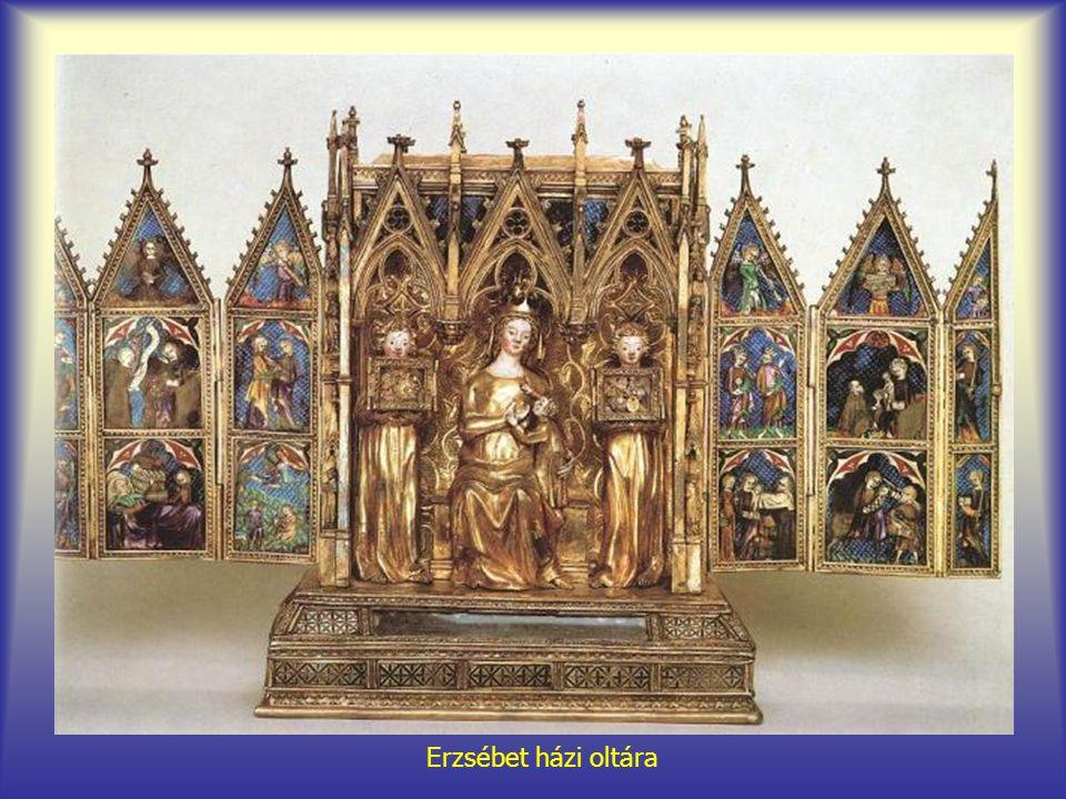 Erzsébet házi oltára