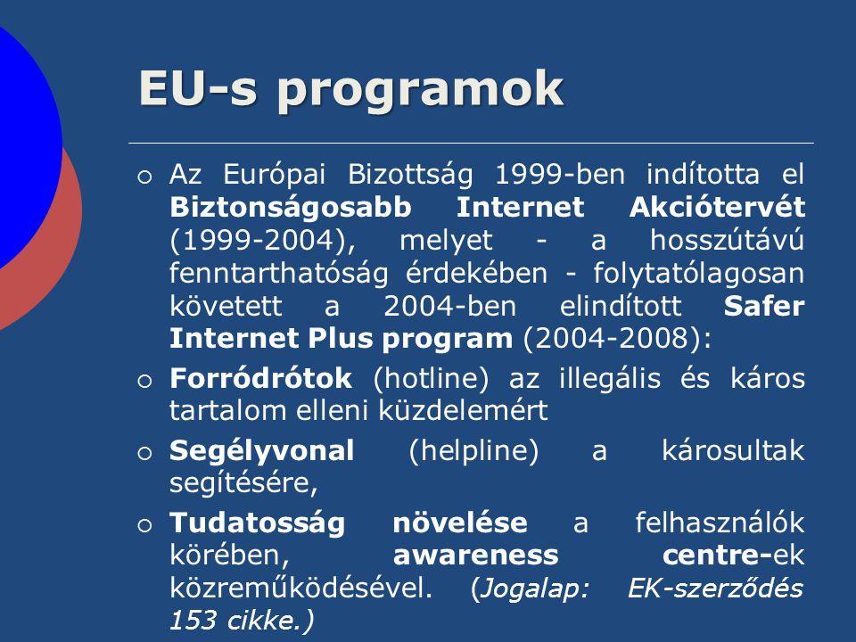 EU-s programok