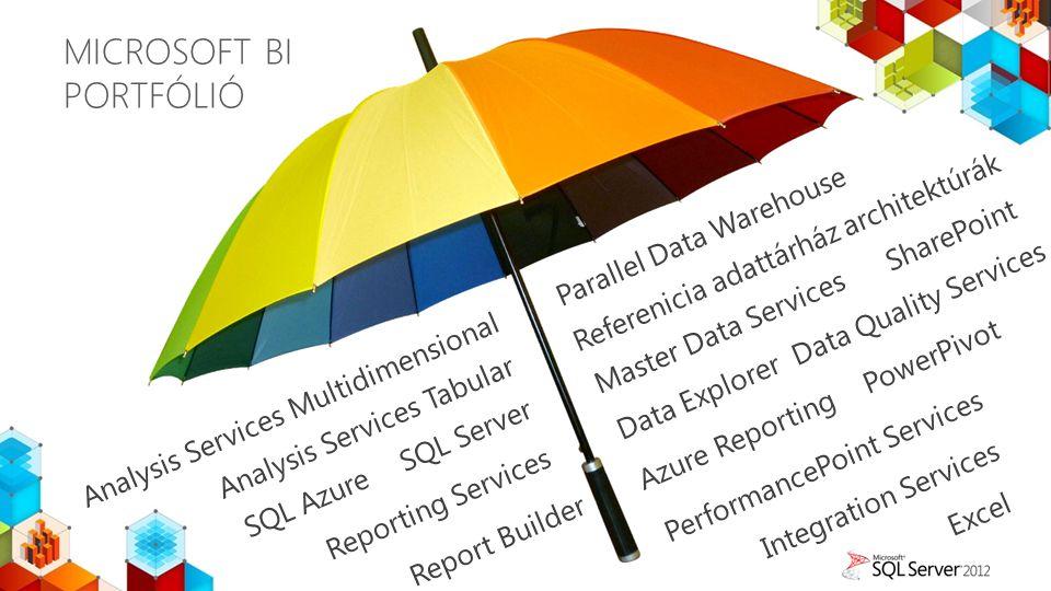 Microsoft BI Portfólió