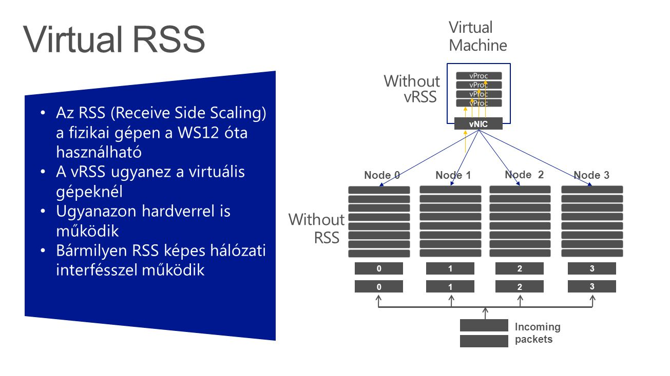 Virtual RSS Virtual Machine With out