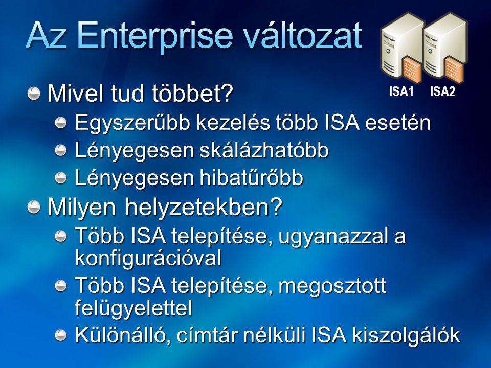 Az Enterprise változat