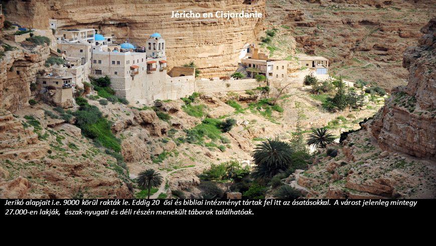 Jéricho en Cisjordanie