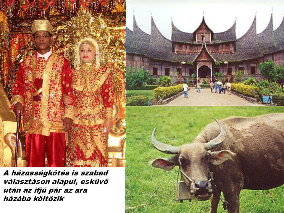 A házasságkötés is szabad