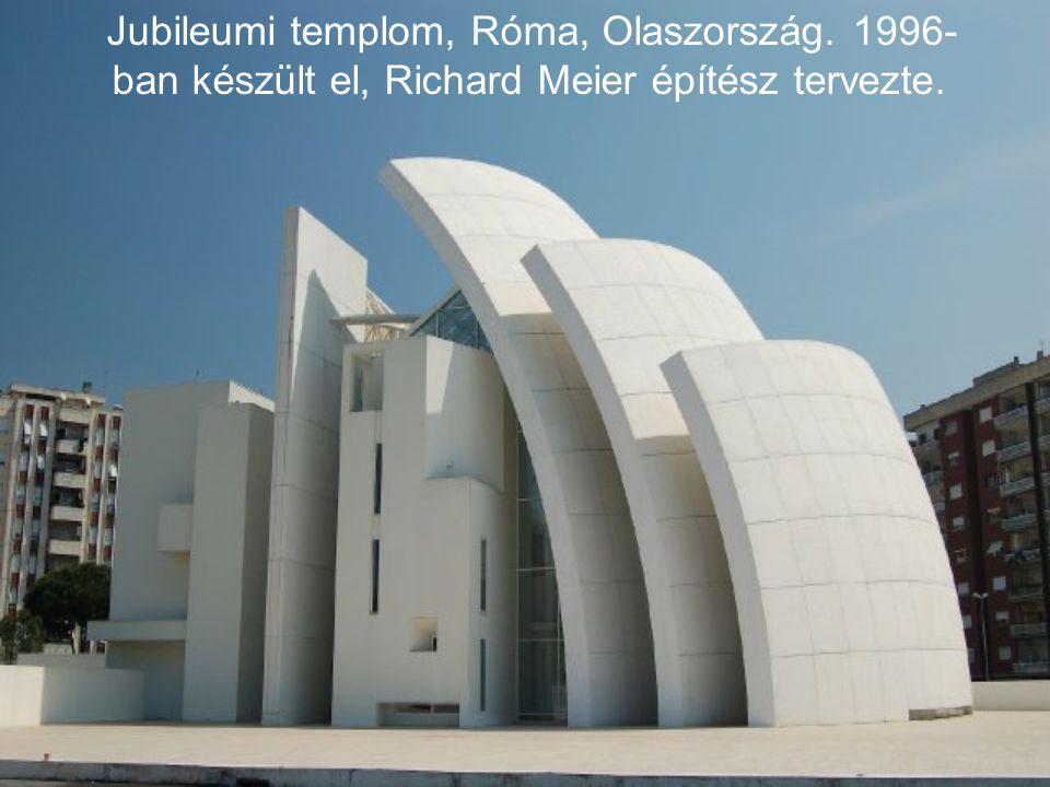 Jubileumi templom, Róma, Olaszország
