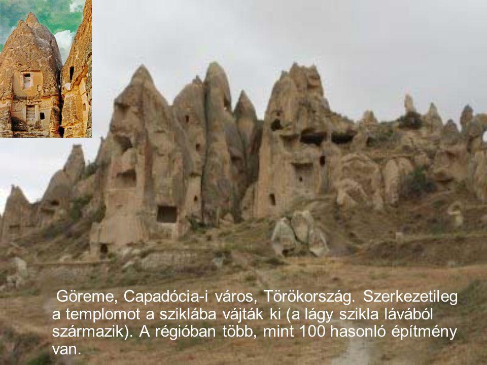 Göreme, Capadócia-i város, Törökország