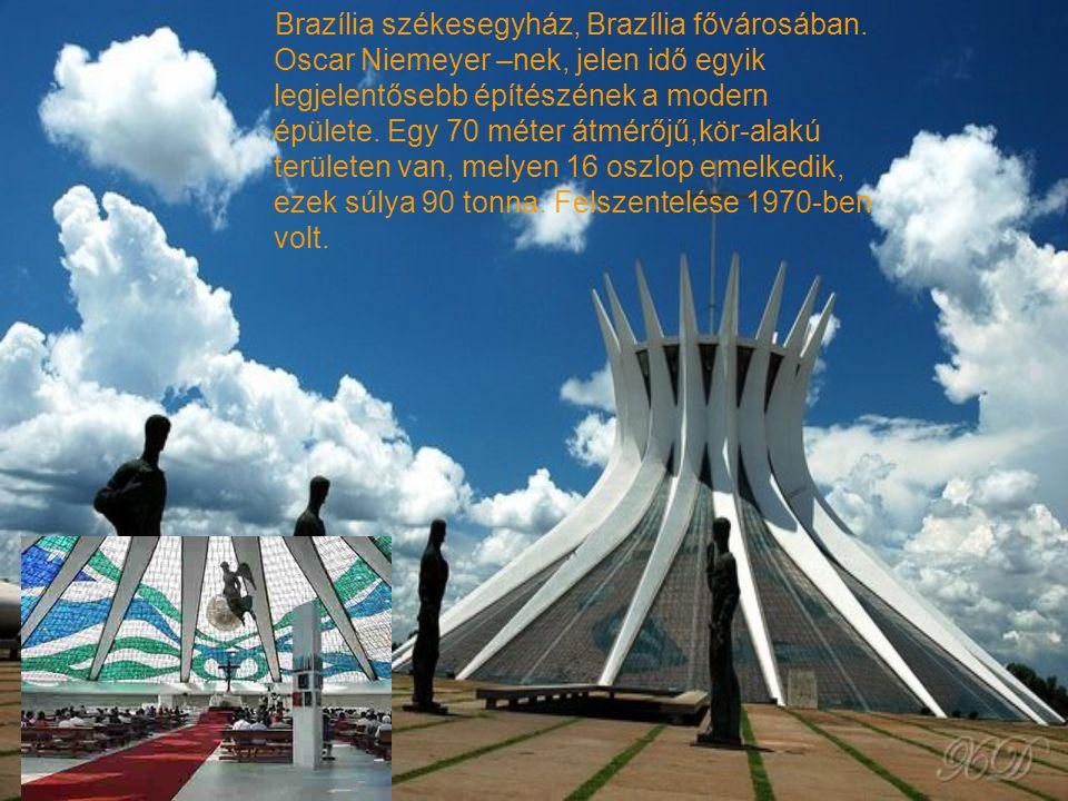 Brazília székesegyház, Brazília fővárosában