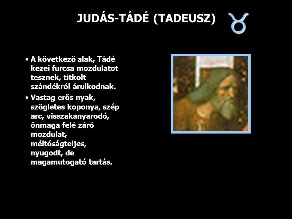  JUDÁS-TÁDÉ (TADEUSZ)