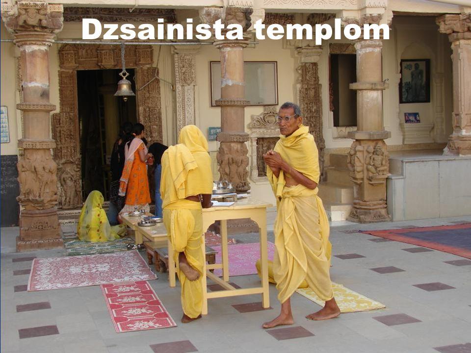 Dzsainista templom