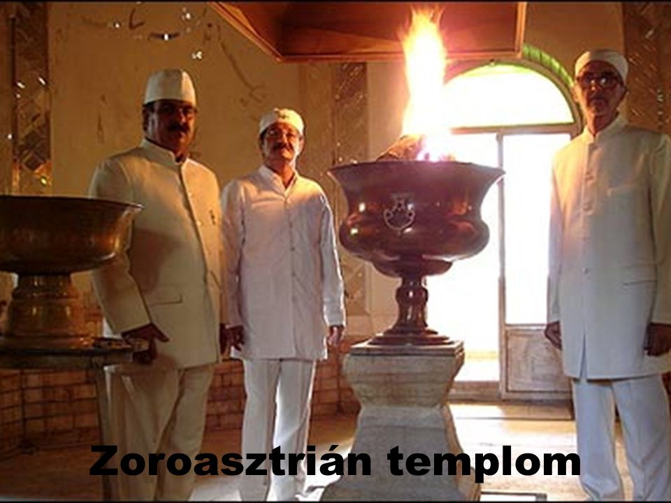 Zoroasztrián templom