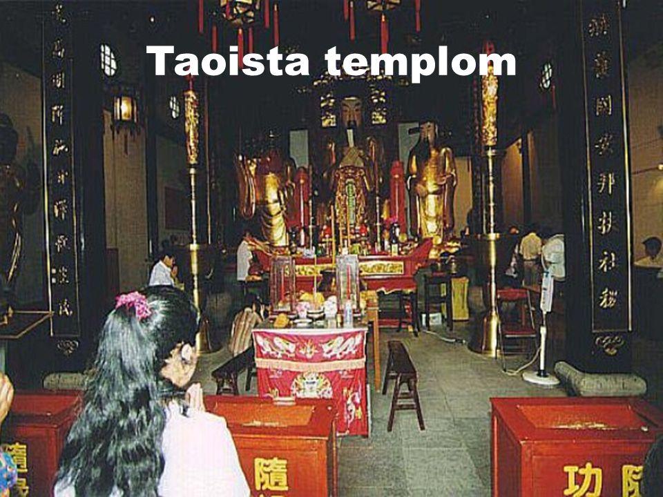 Taoista templom
