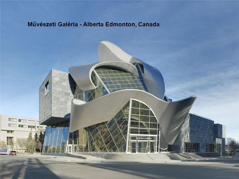 Művészeti Galéria - Alberta Edmonton, Canada