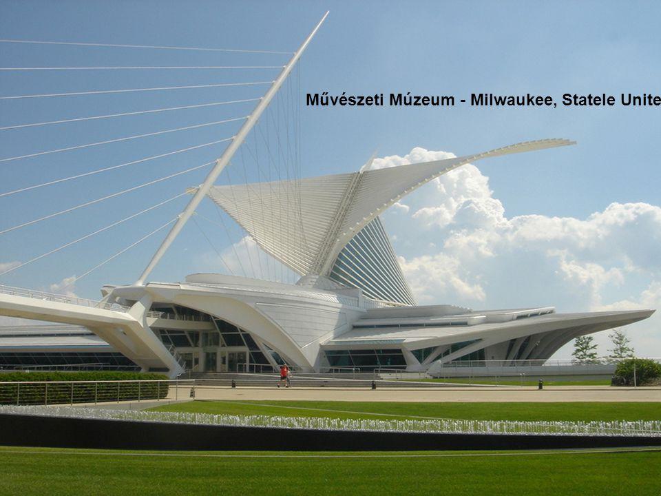 Művészeti Múzeum - Milwaukee, Statele Unite