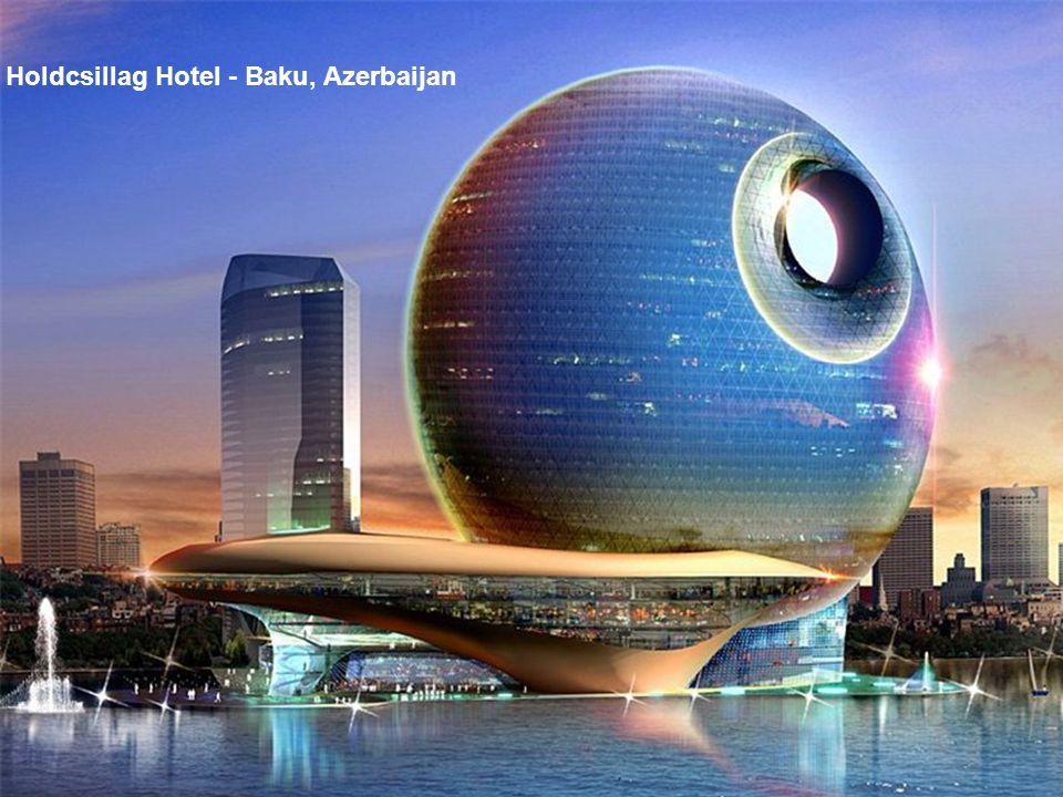 Holdcsillag Hotel - Baku, Azerbaijan