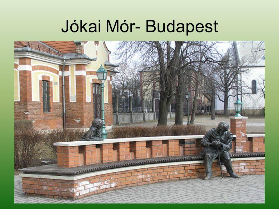 Jókai Mór- Budapest
