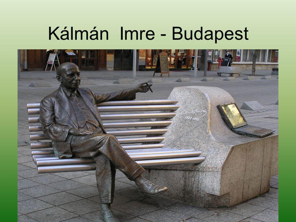 Kálmán Imre - Budapest