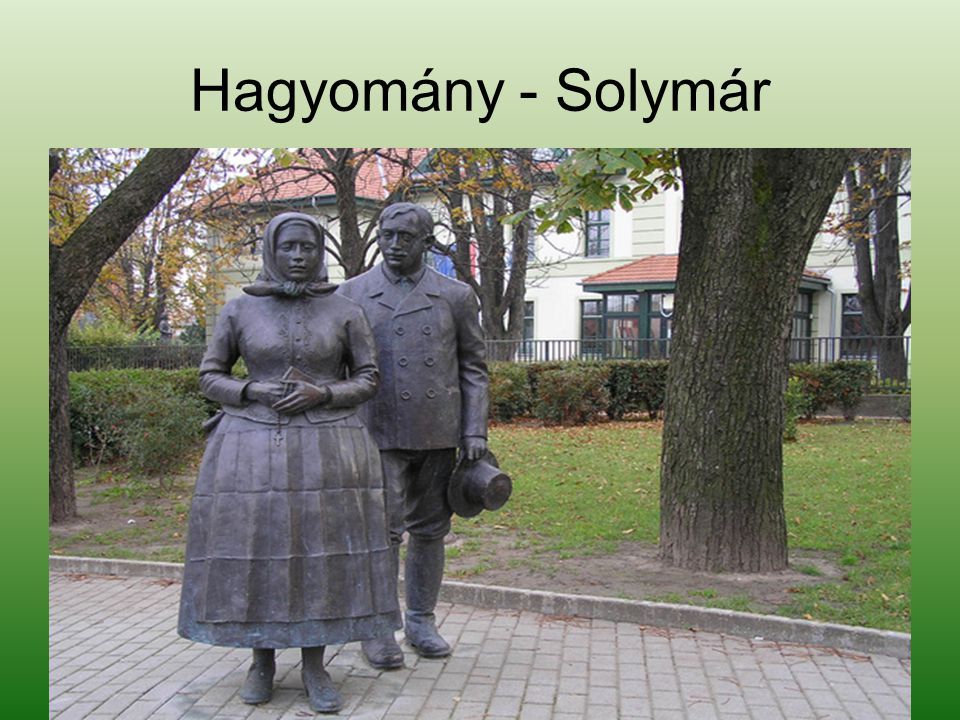 Hagyomány - Solymár