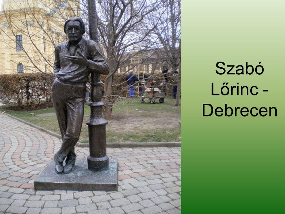 Szabó Lőrinc - Debrecen